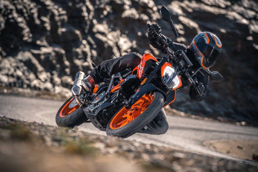 KTM 390 Duke 2017
