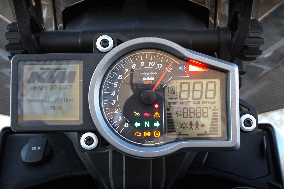 KTM 1290 Super Adventure