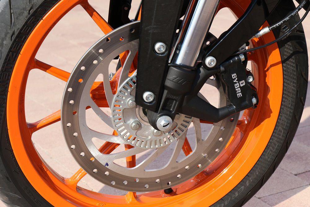 Frenos KTM 390 Duke