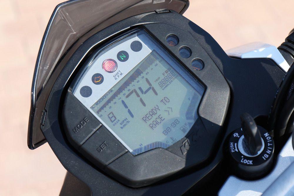 Cuadro KTM 390 Duke