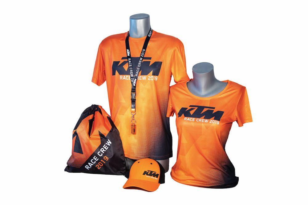 KTM FAN PACKAGES 2019