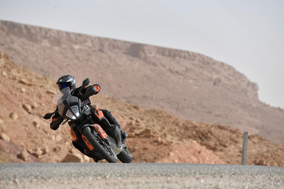 KTM llama a revisión a las KTM 790 Adventure 19/20