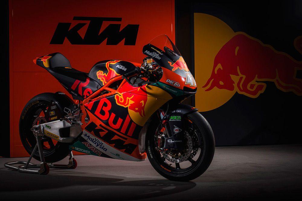 KTM Moto2 2017