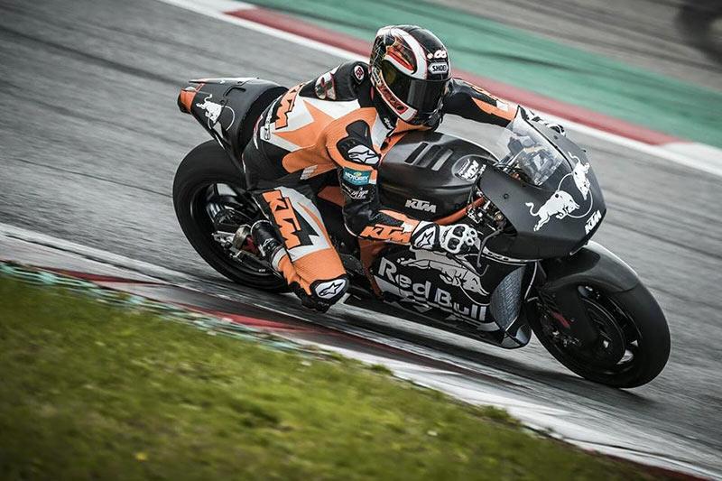 Nueva KTM de MotoGP: la KTM RC16
