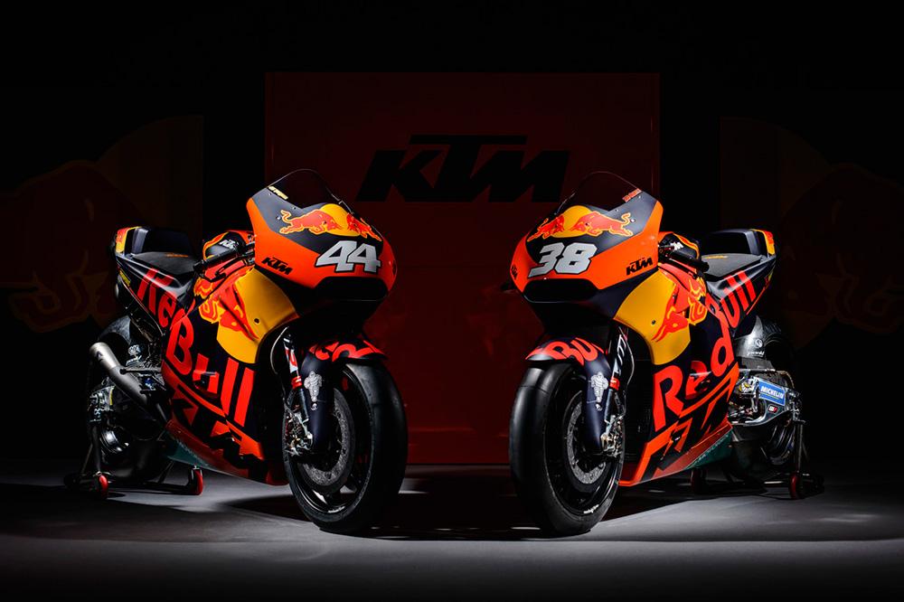 KTM RC16 2017 MotoGP