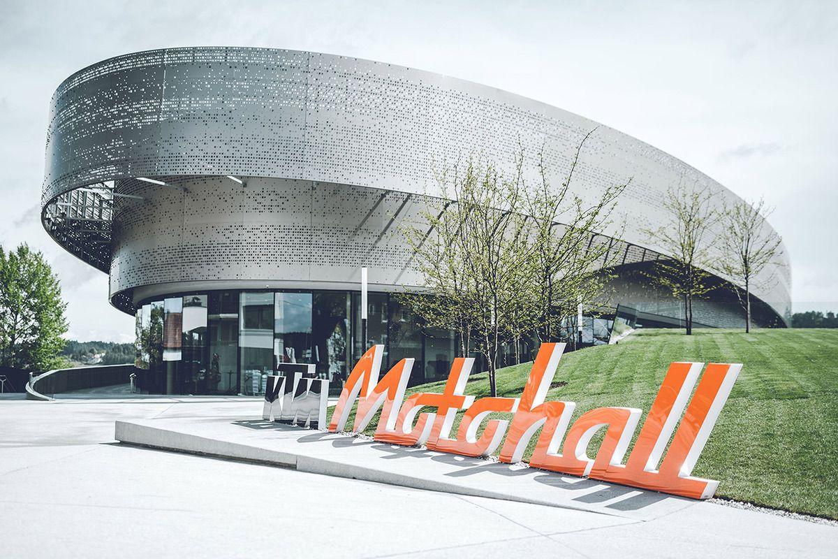 KTM Motohall de Mattighofen