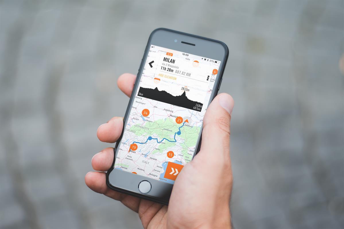 ktm my ride app