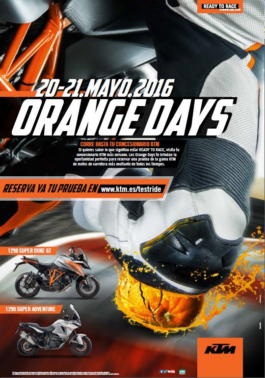 KTM Orange Days
