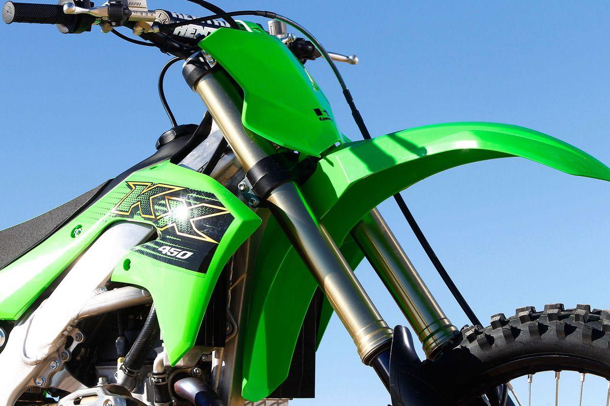 Kasasaki KX 450 2020