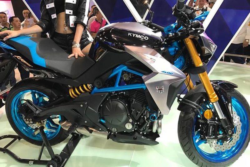 KYMCO K Rider 400