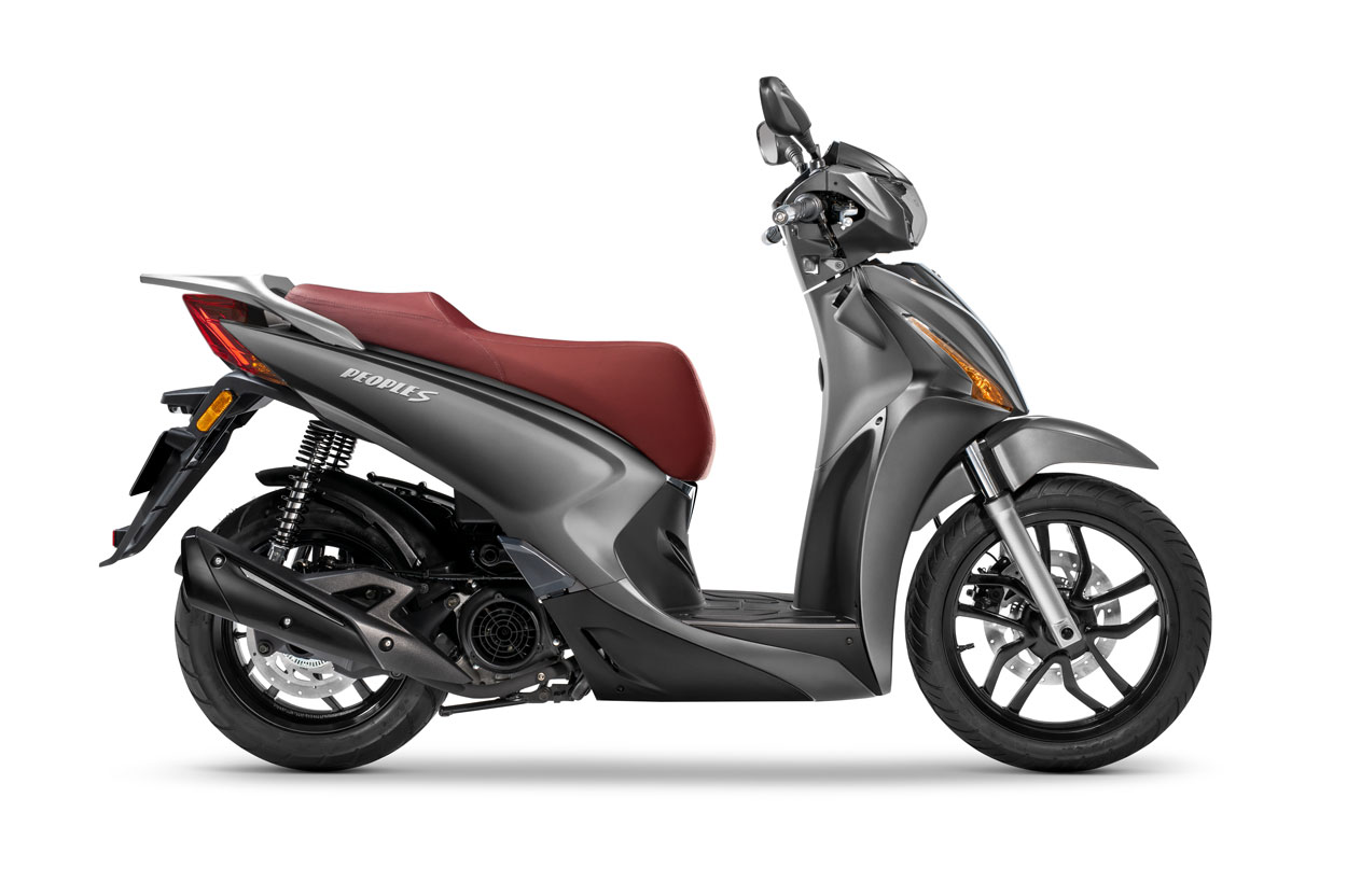 KYMCO People S 125 2018