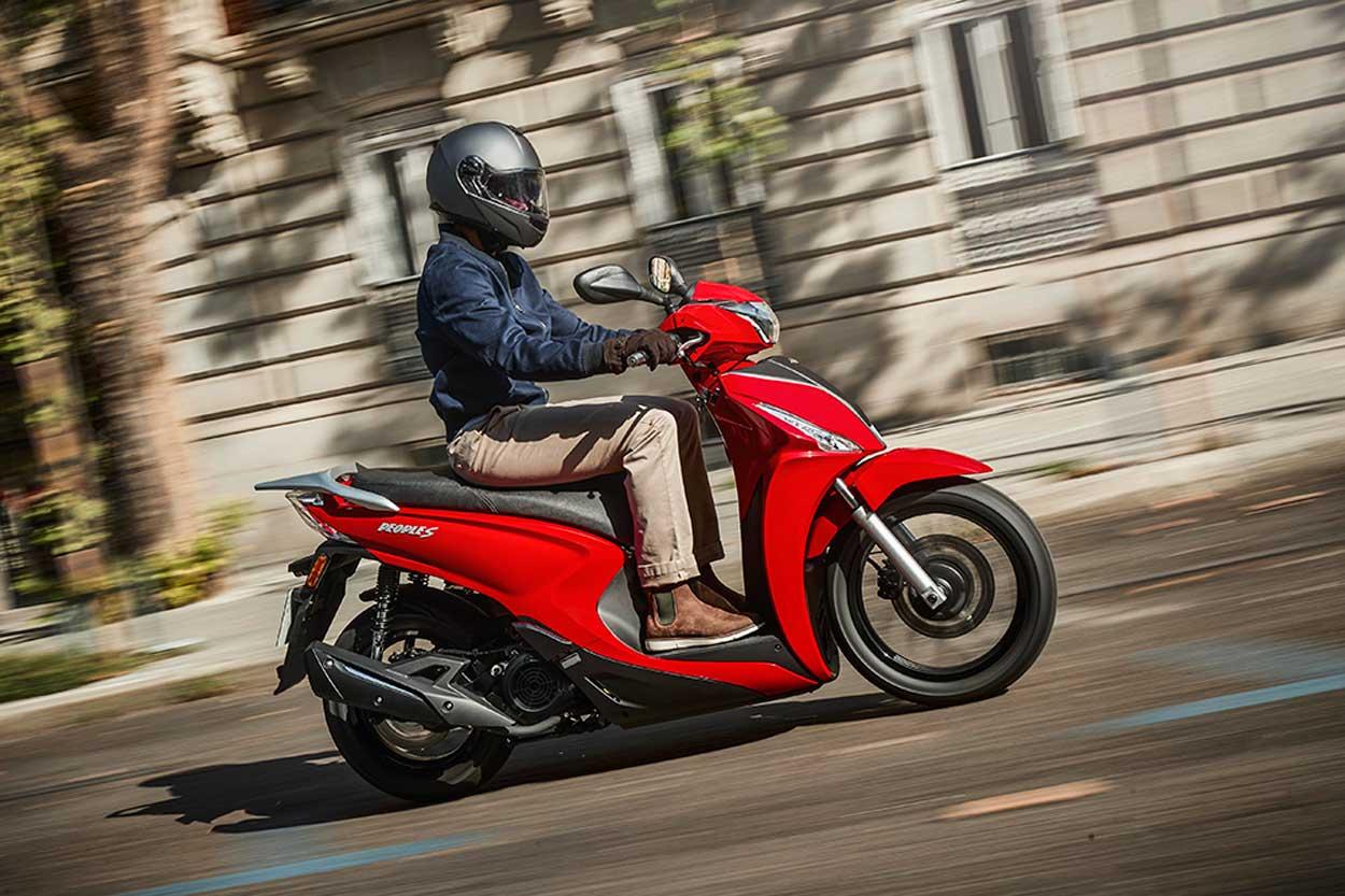 Scooter KYMCO Incluidos en el Plan Renove Motos