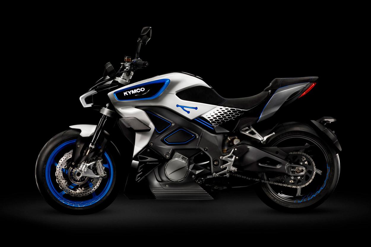 KYMCO RevoNEX, moto náked eléctrica