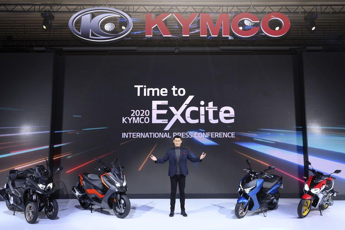 KYMCO 2021