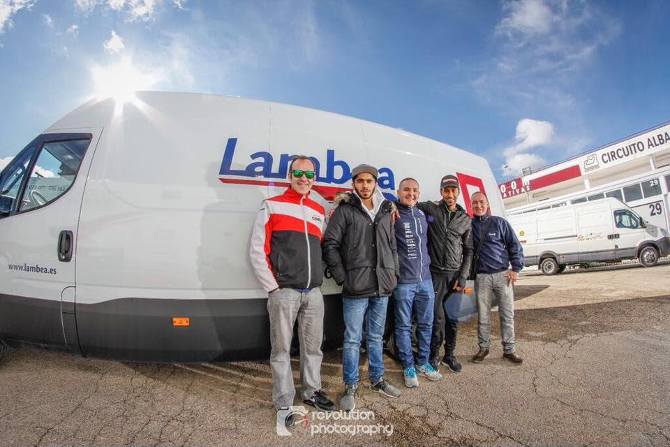 Lambea Sport en el CIV y CEV de motociclismo