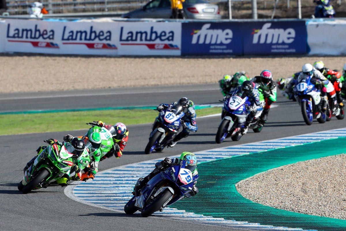 Arranca el Campeonato de España de Superbike