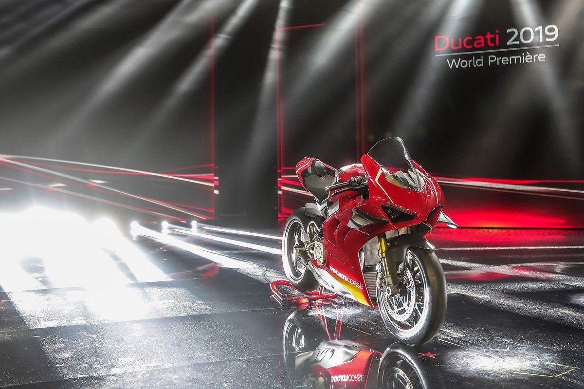 Las mejores motos Ducati 2019