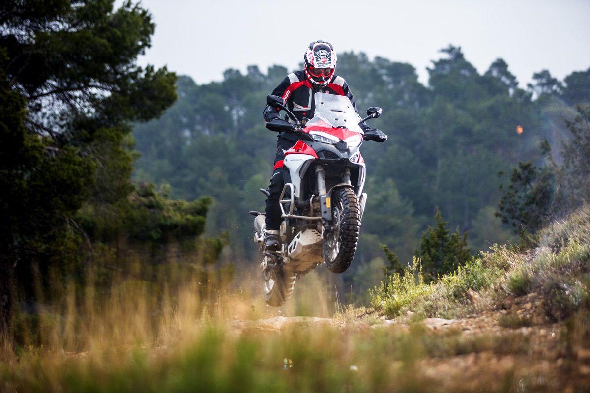 Las 10 claves de la Ducati Multistrada V4