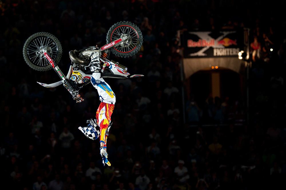 Red Bull X-Fighters en Las Ventas