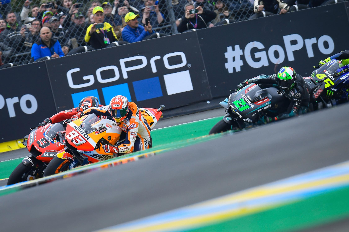 Nuevos Horarios para el GP de Francia