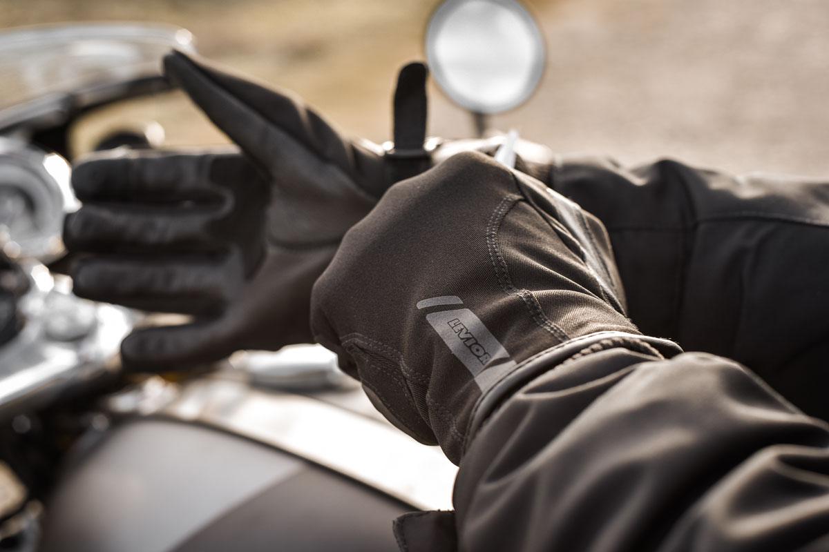 Prueba guantes Levior Commuter WP: Elegancia polivalente