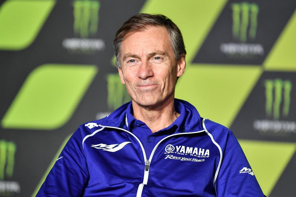 Maverick Viñales no correrá con Yamaha en 2022