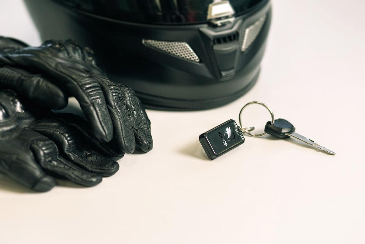 Komobi, la criptonita de los ladrones de motos
