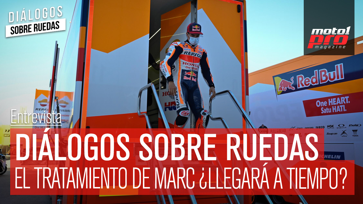 Vídeo Podcast | Diálogos sobre ruedas. El tratamiento de Marc ¿Llegará a tiempo?