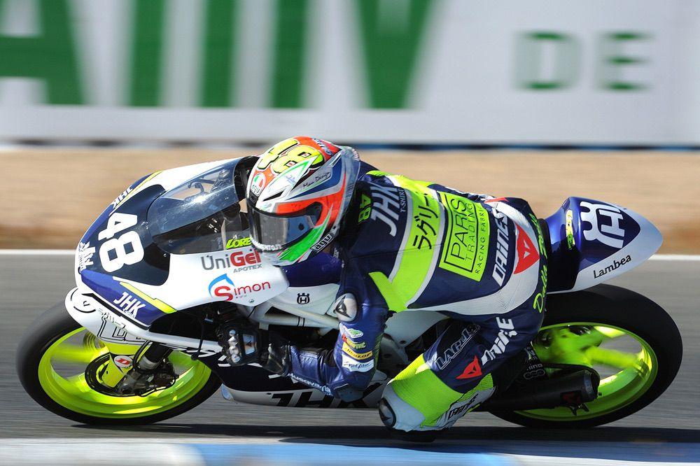 Lorenzo Dalla Porta Moto3