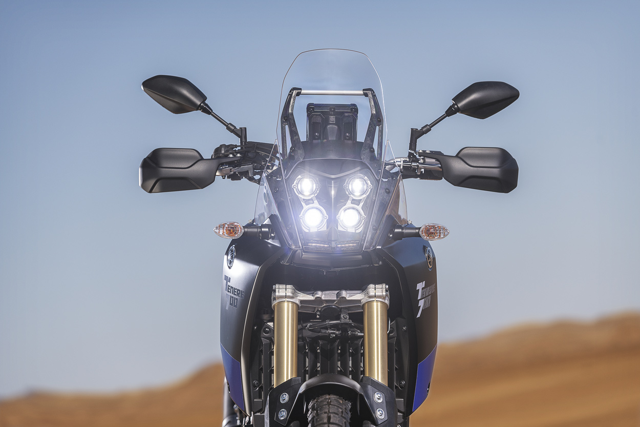 Luces LED para motos