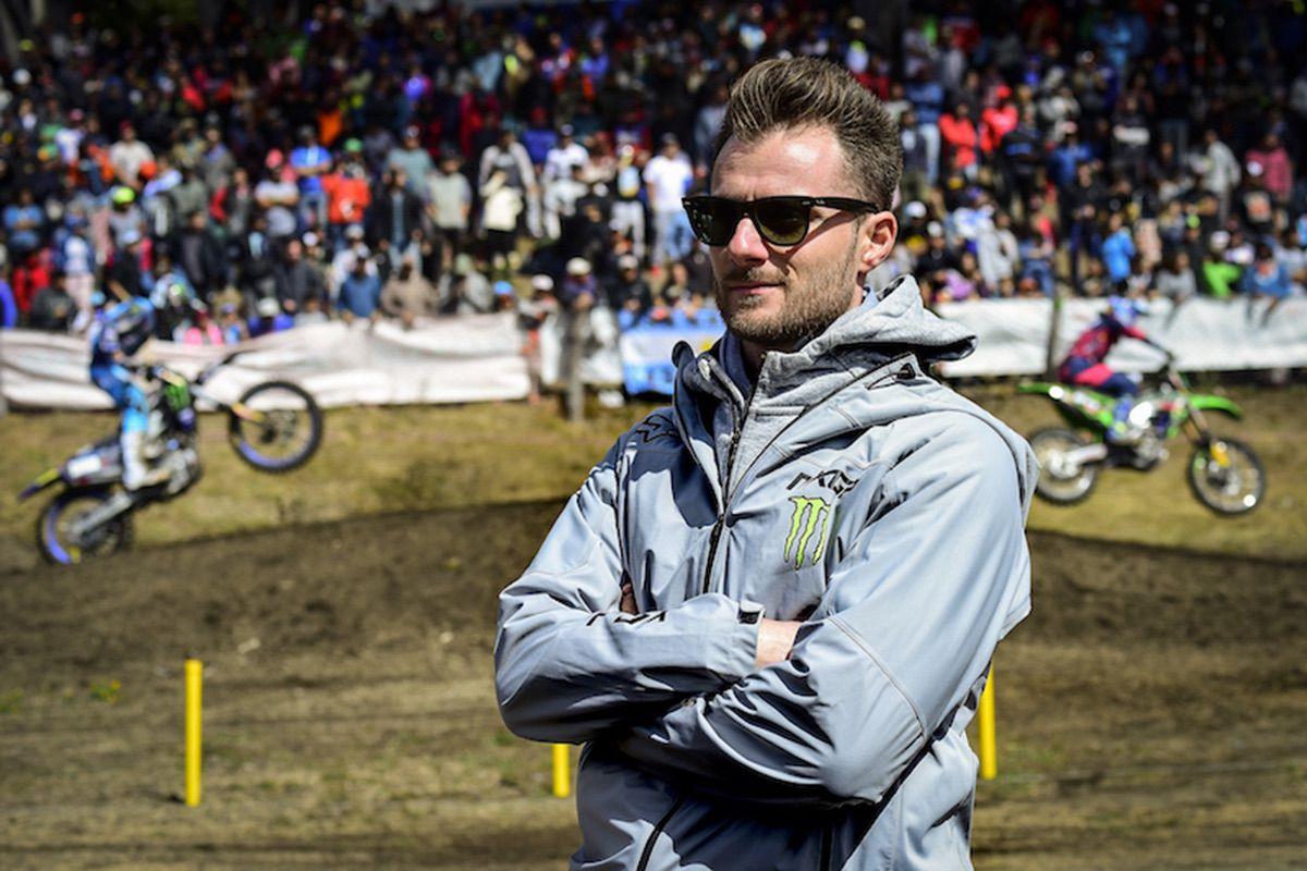 David Luongo, CEO de Infront Moto Racing
