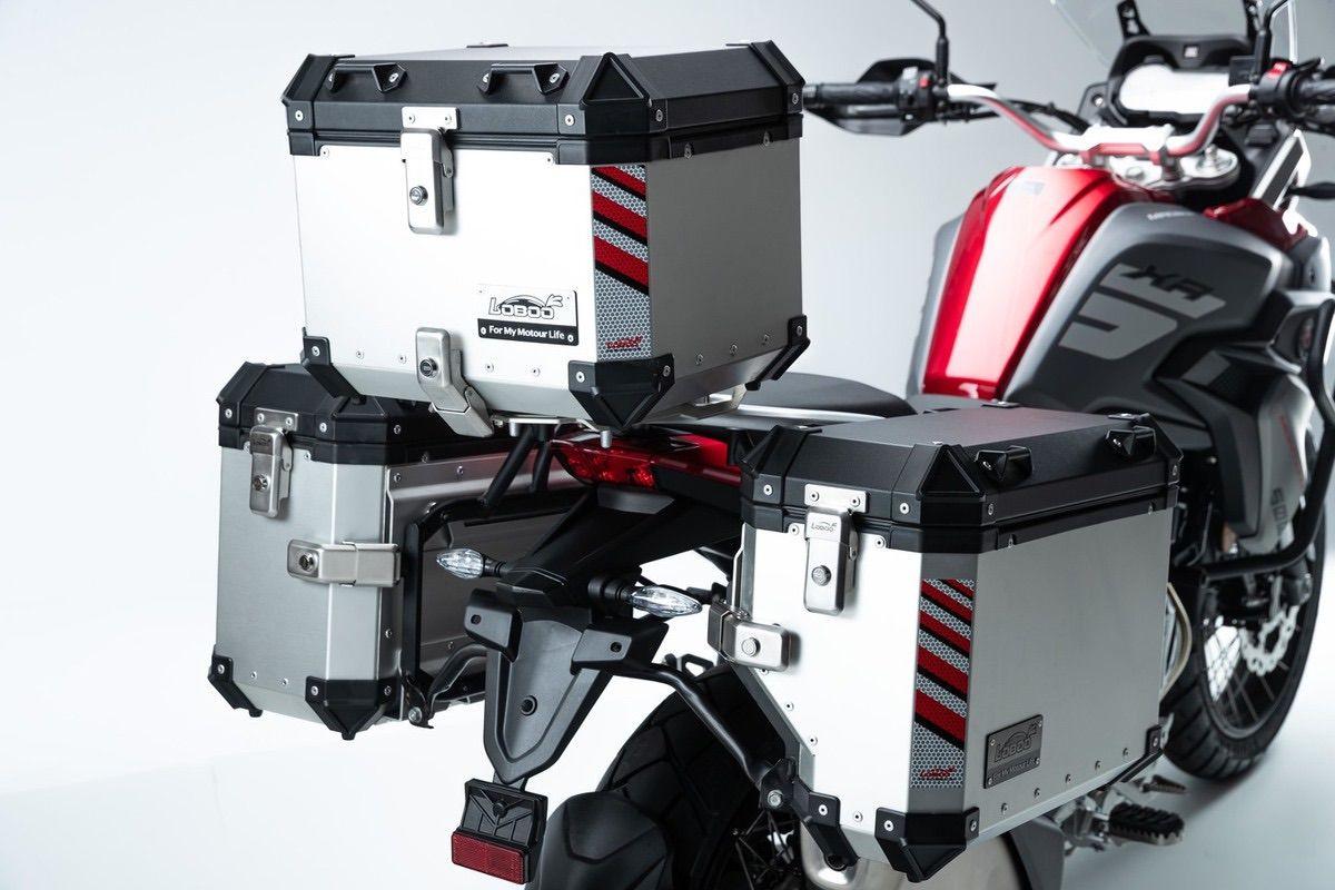 Presentación: Macbor Montana XR5 500