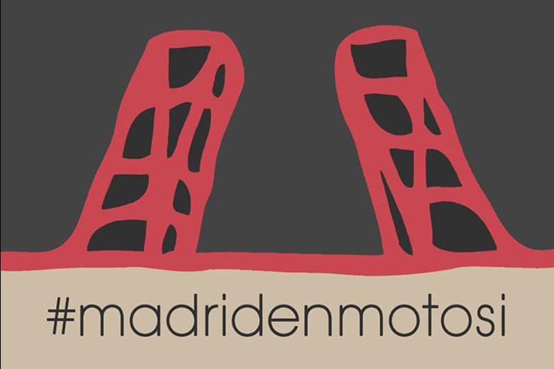 Manifestaciones de motos en Madrid