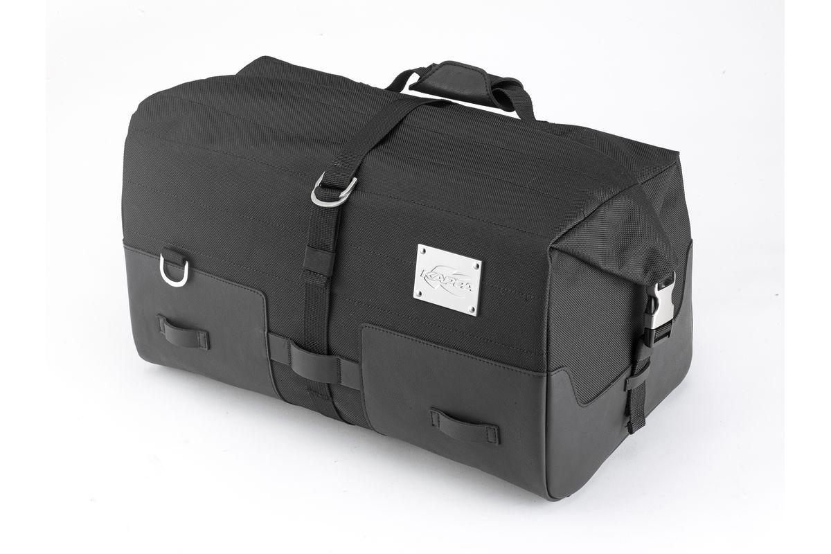'Garage Attitude', la nueva gama de bolsas para moto de Kappa