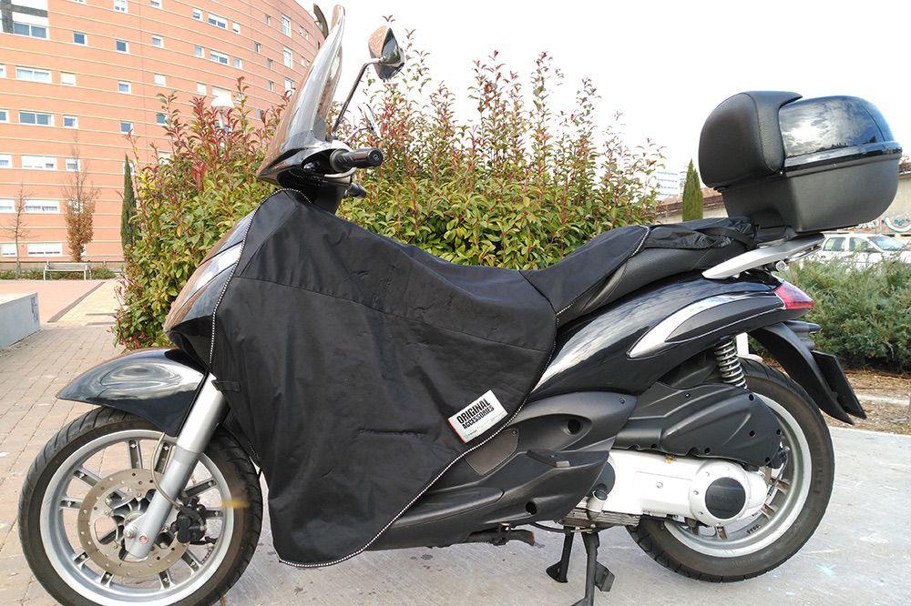 Manta termica cubre piernas para scooter