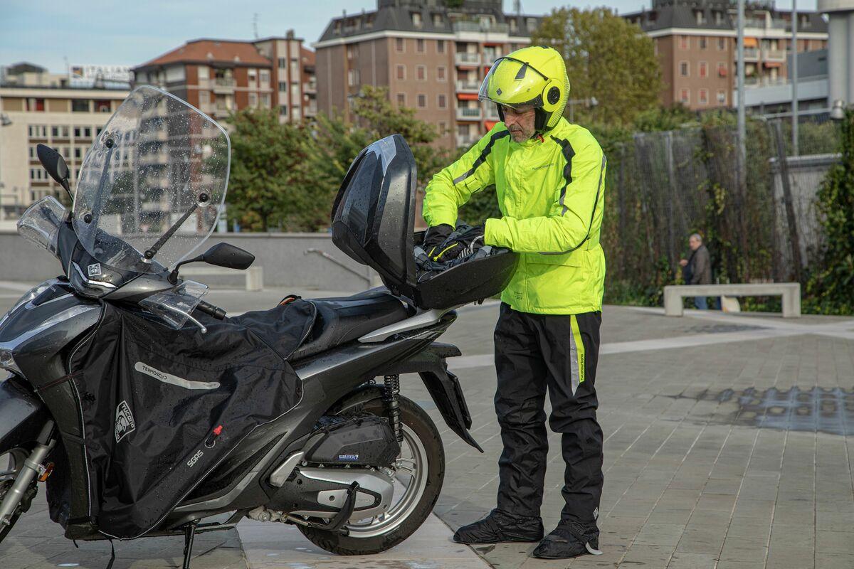 Resultados encuesta: Manta para scooter ¿sí o no?