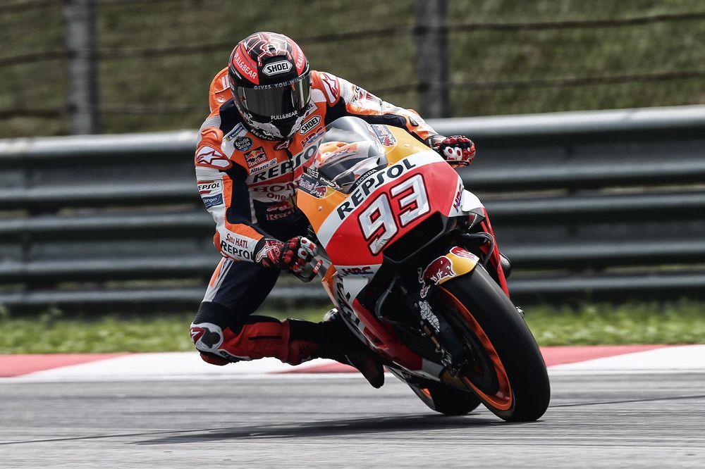 Marc Marquez renueva con Honda Repsol