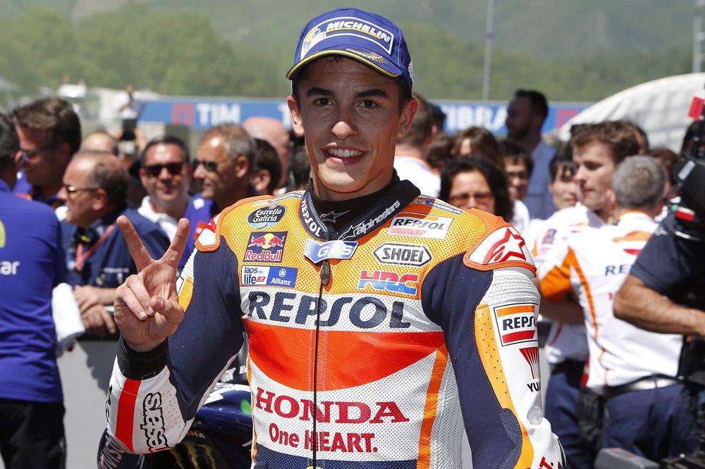 Marc Marquez renueva por Honda