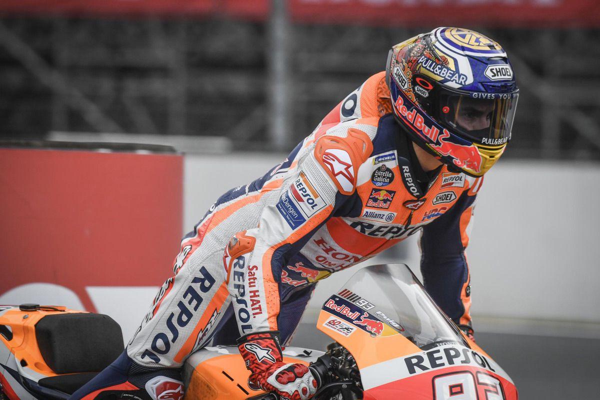 Marc Márquez logró la victoria del GP de Japón 2019