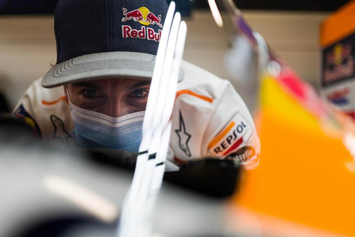 Resultados encuesta: ¿Hizo bien Márquez regresando en Jerez?