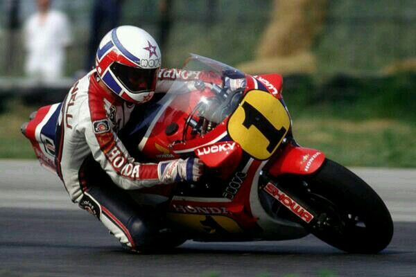 AGV Legends Lucky