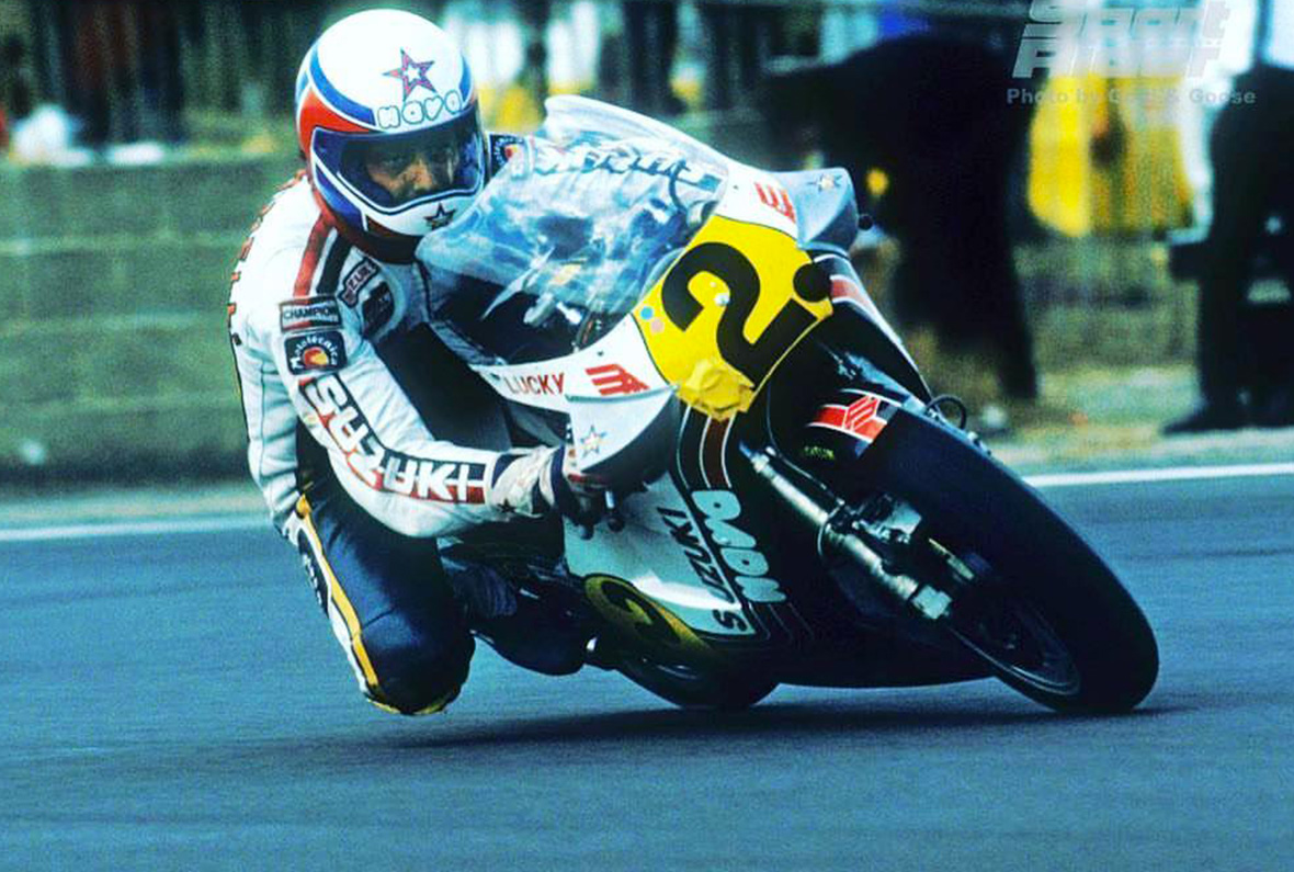 Suzuki GSX- 1000 R Legend Edition: pilota una moto Campeona del Mundo