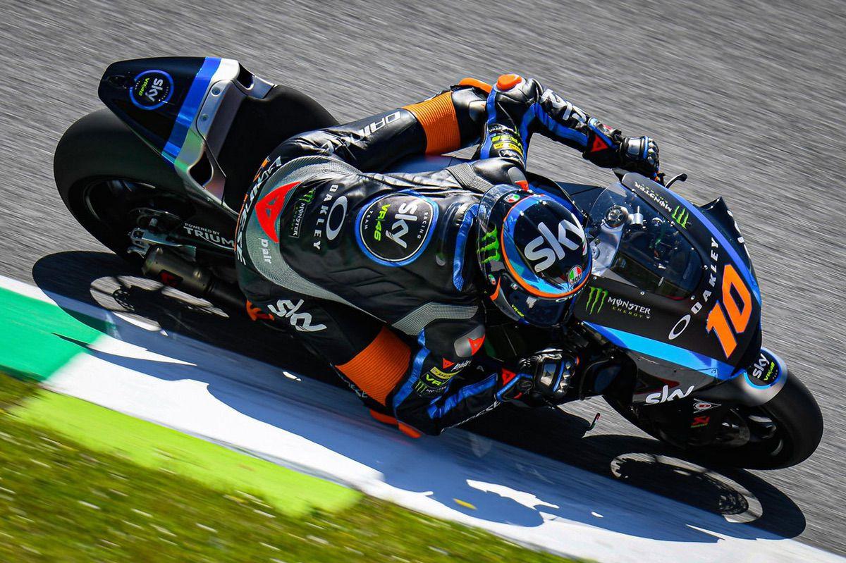Luca Marini, GP Italia, Moto2
