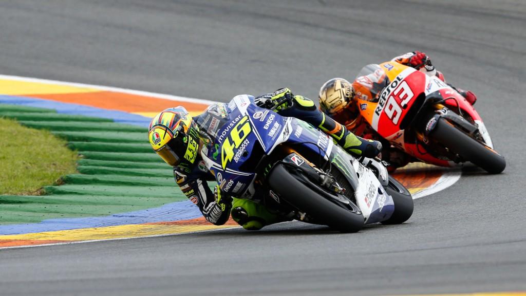 Resultados Encuesta: ¿Crees que Márquez superará el palmarés de Mundiales de Rossi?