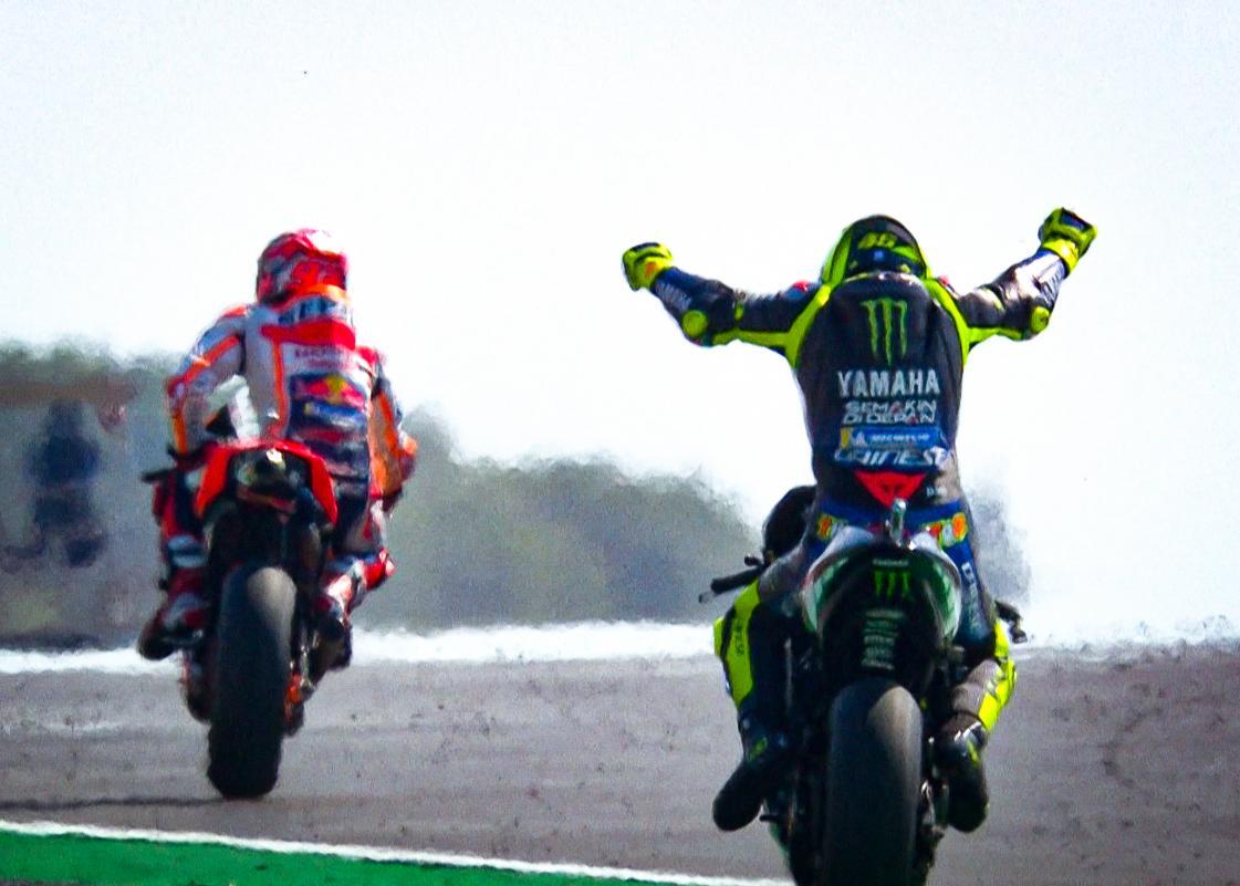Encuesta: ¿Crees que Márquez superará el palmarés de Mundiales de Rossi?