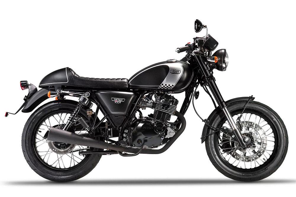 MoGeLie Duradero For Ho-n-da CB125R CB150R CB300R 2018 2019 2020 Titular de la matr/ícula de Cola Soporte Trasero Kit ordenado Fender Eliminator Negro de Aluminio Soporte para matr/ícula de Motocicleta