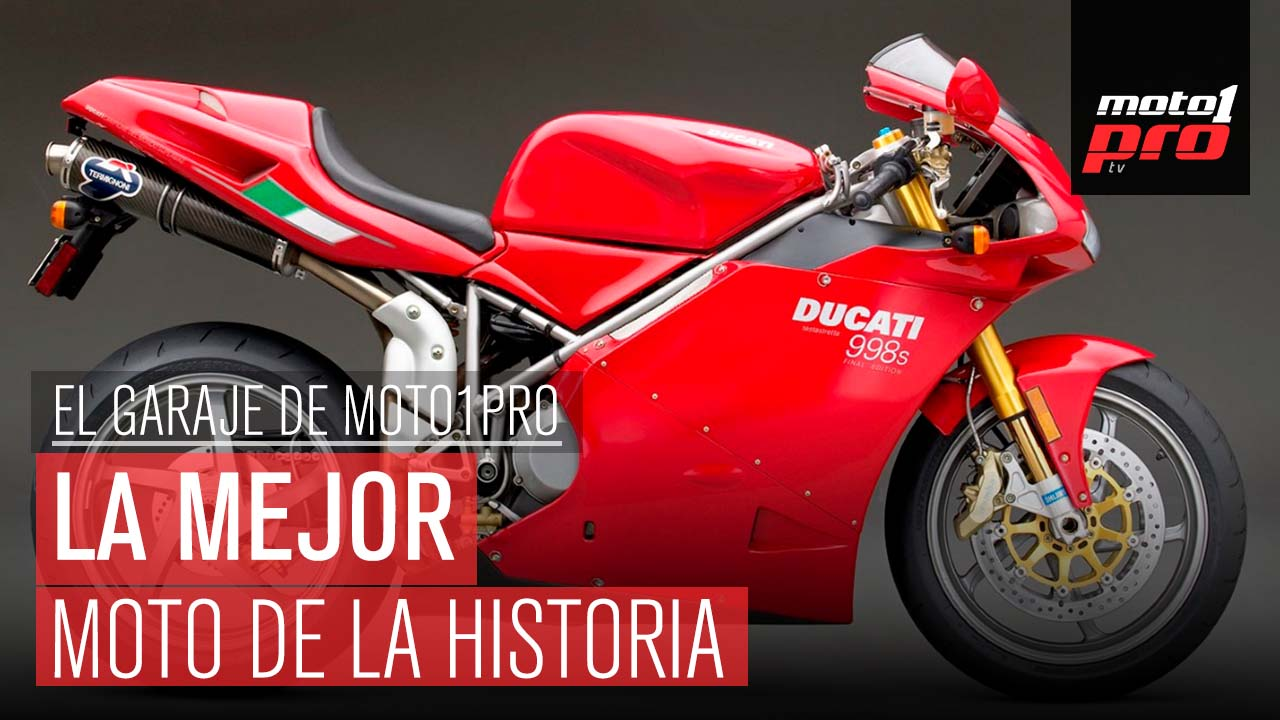 ¿Cuál es la mejor moto de la historia?