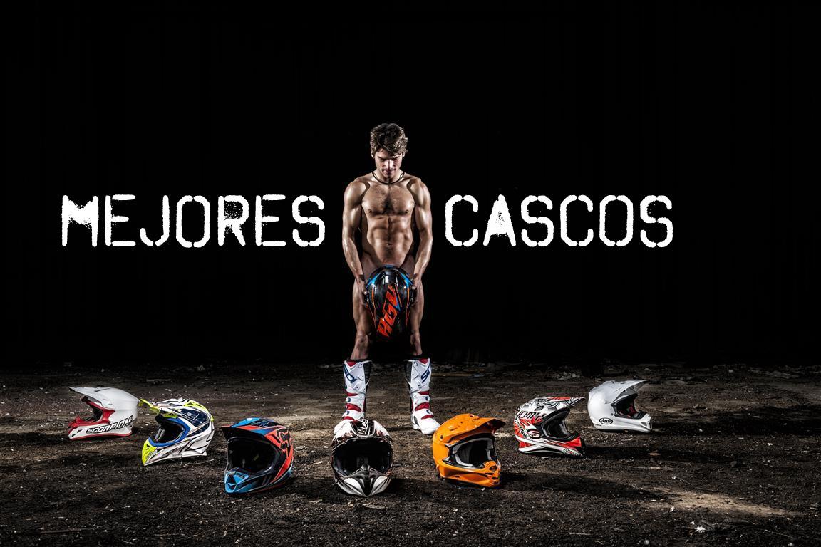 Mejores cascos de enduro y motocross