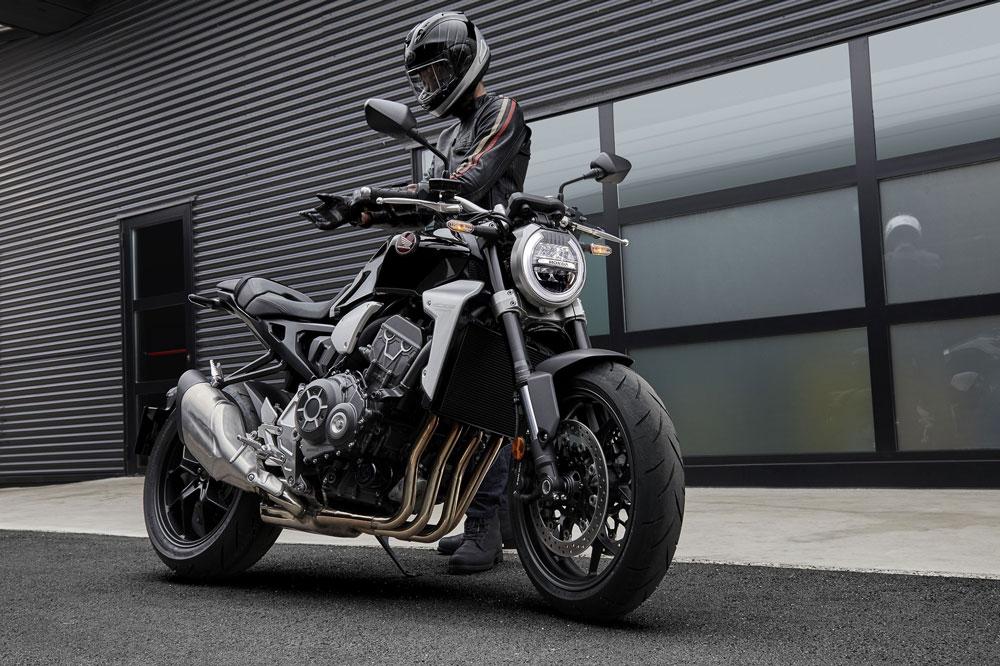 Las mejores motos naked 2018