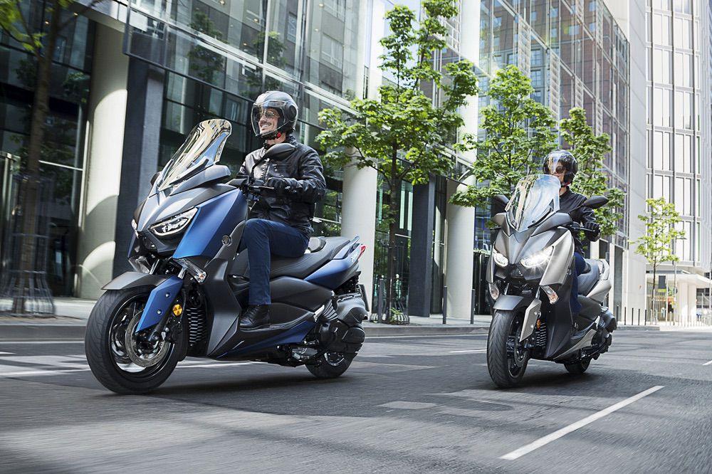 Los mejores scooter 2018